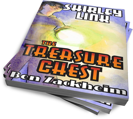 Shirley Link & The Treasure Chest is #1 on Amazon! Thank you!