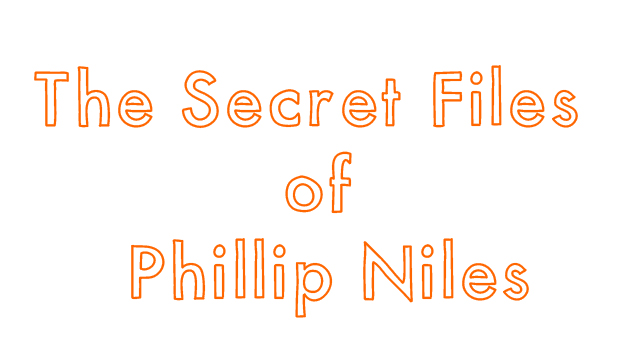 Secret Files of Phillip Niles by Russ Hexter, starring Ben Zackheim