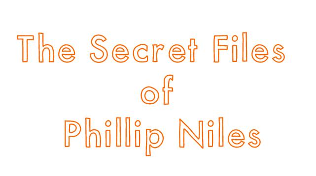 Secret Files of Phillip Niles by Russ Hexter, starring Ben Zackheim