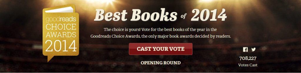 The Camelot Kids for Goodreads Choice Awards 2014