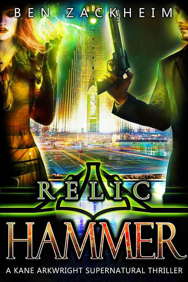 Relic Hammer A Kane Arkwright Supernatural Thriller ebook