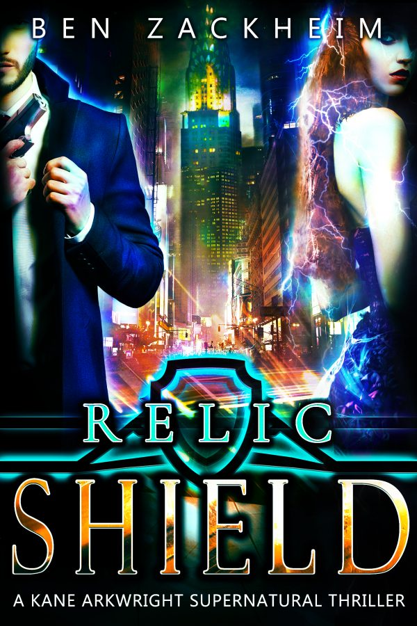 Relic Shield Supernatural Thriller eBook