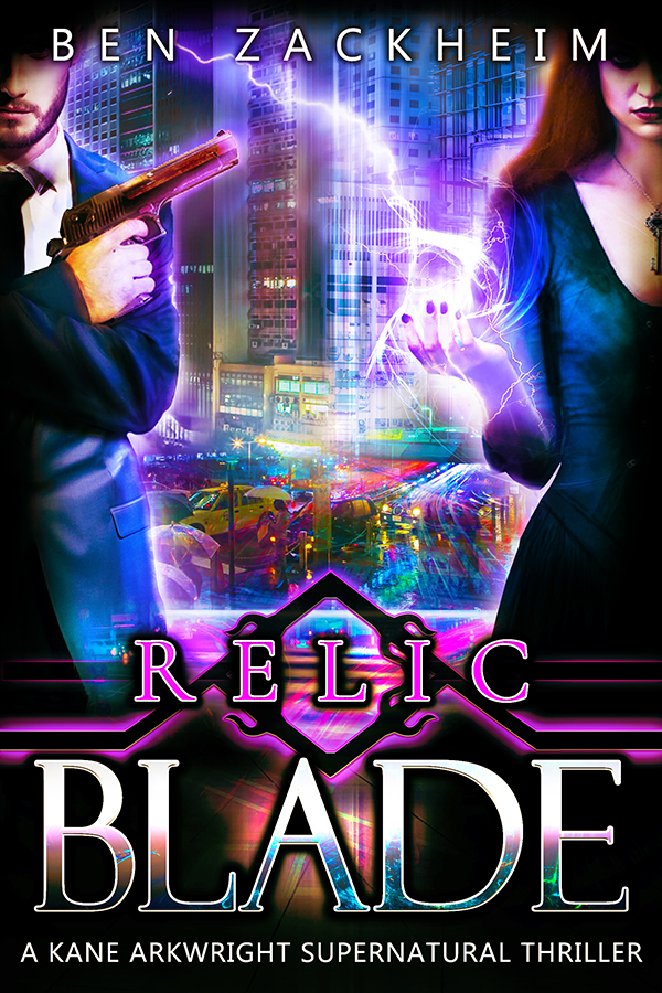 Relic: Blade (Supernatural Thriller)