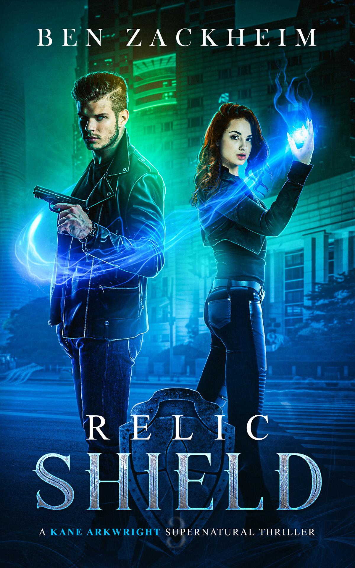 Relic Shield Supernatural Thriller eBook