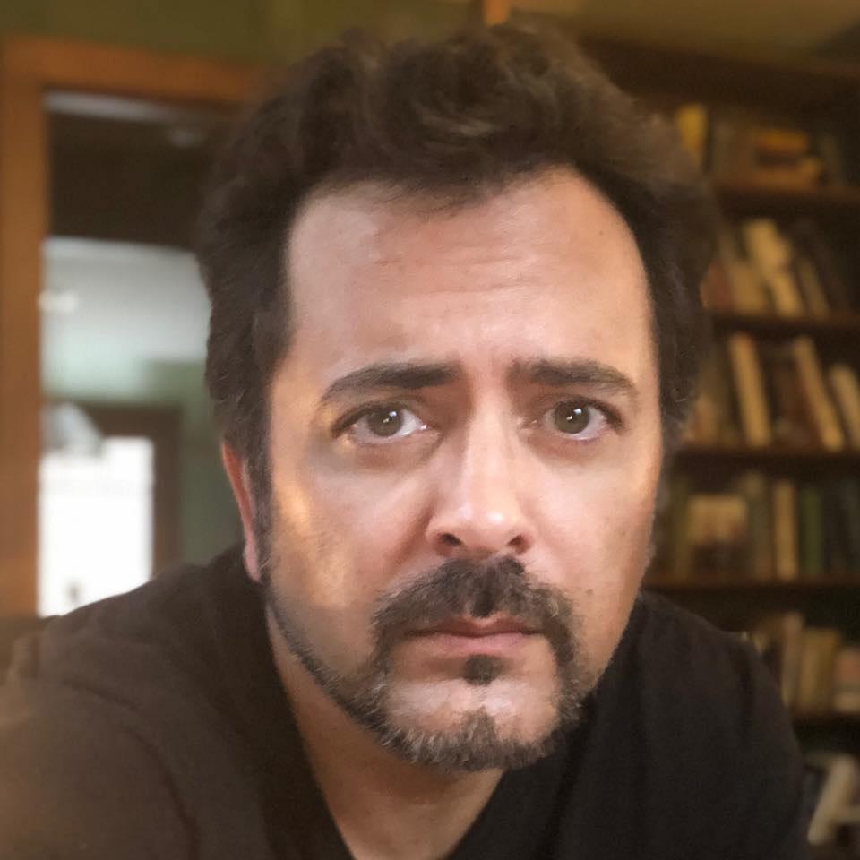 Ben Zackheim author Urban Fantasy Supernatural Thriller books