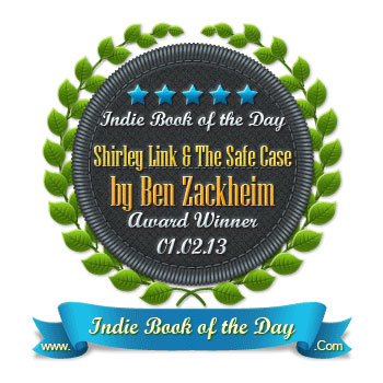 Shirley Link & The Safe Case has won the Book of the Day award!