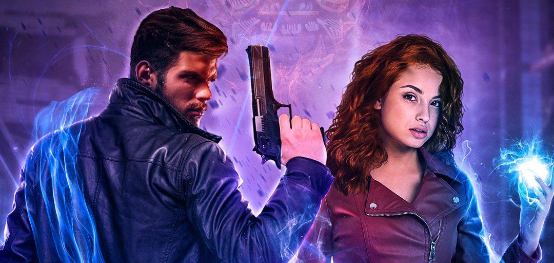 Urban Fantasy Supernatural Thriller ebook for Kindle banner